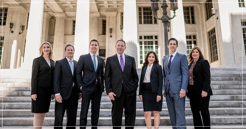 Équipe d'avocats du cabinet Freidin Brown à Miami
