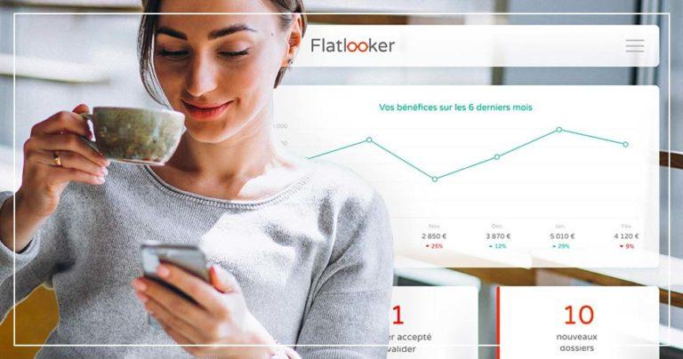 Flatlooker - Agence de gestion locative en ligne