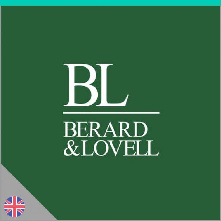 Logo Berard & Lovell