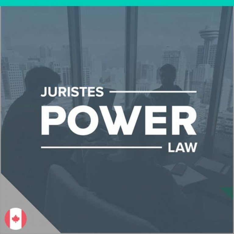 Logo Juriste Power Law