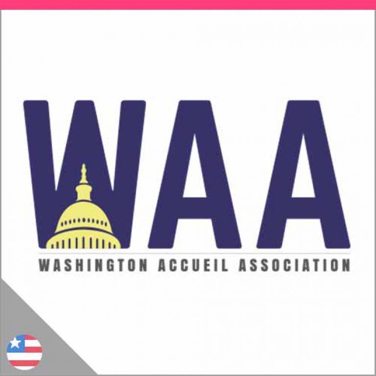 Logo Washington Accueil Association