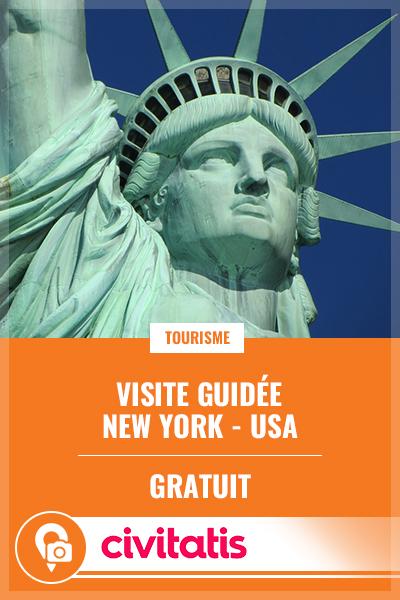 Visite guidée New York : Gratuit
