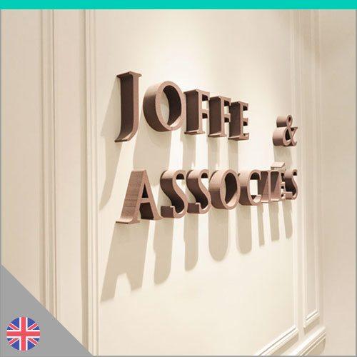 Logo Joffe & Associés