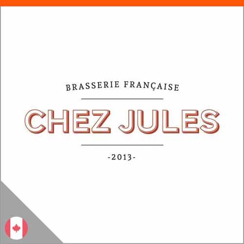 Logo Brasserie Chez Jules