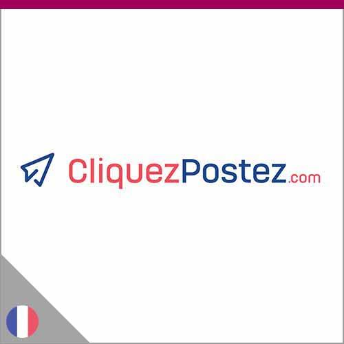 Logo Cliquezpostez.com