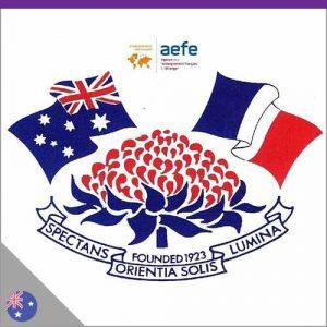 Logo Lycée Franco-Australien Canberra