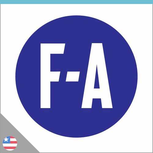 Logo magazine papier France-Amérique