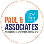 Logo Paul and Associates Law Firm