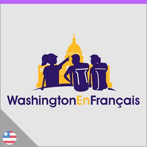 Logo Washington en français