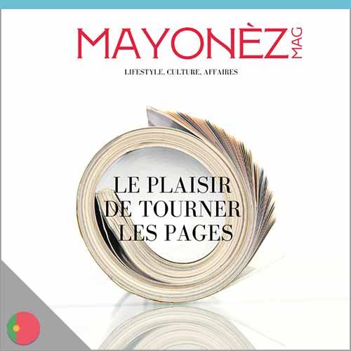 Logo Mayonèz Mag