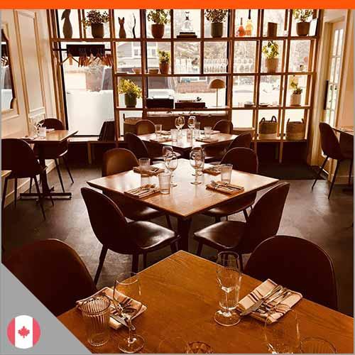 Restaurant Purlieu