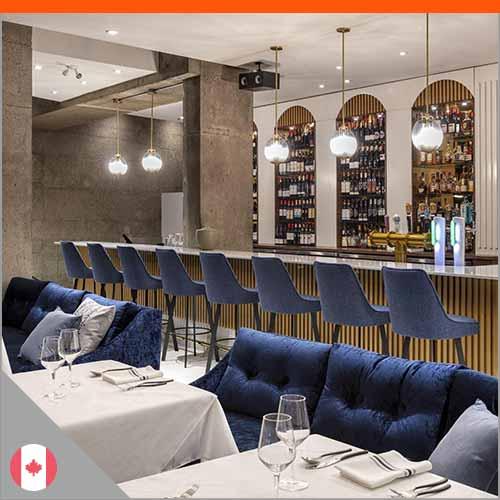 Restaurant français Le Quarante 7