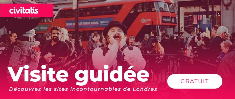 Visite guidée gratuite : Londres (Royaume-Uni)